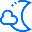 climate, cloud, forecast, moon, seasons, weather