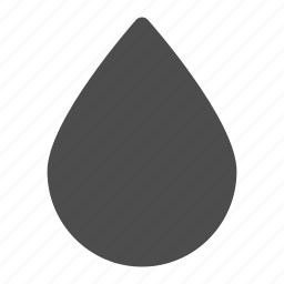 drop, rain, water, weather, wet icon
