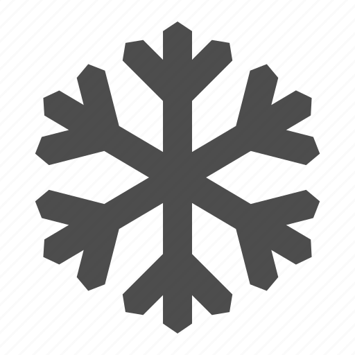 cristal, frozen, snow, snow cristal, snowflake, snowing, winter icon