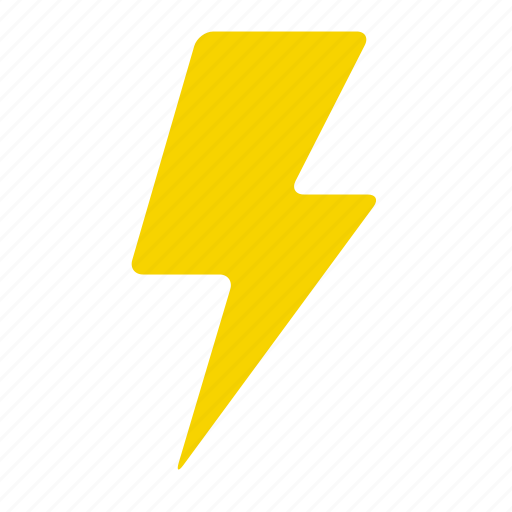 bolt, flash, lightning, lights, storm, thunder icon