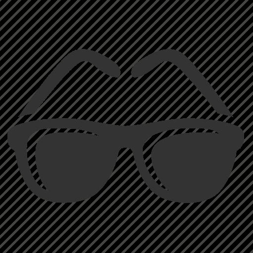glasses, heat, hot, summer, sun, sunglasses, sunny icon