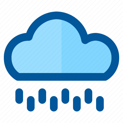 climate, forecast, rain, season, weather icon