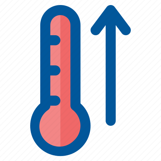 climate, forecast, season, temperature, up, weather icon