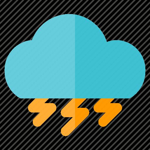 climate, forecast, season, storm, weather icon