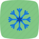 snow, snow fall, snow flake, weather icon