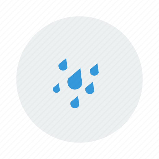 drizzle, drop, rain, rainy icon