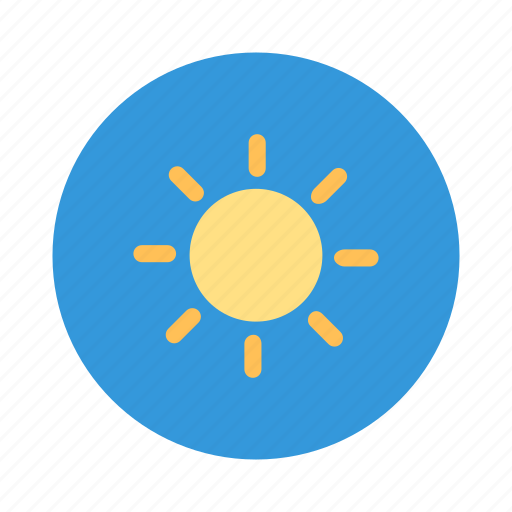 nice weather, summer, sun, sunny, weather icon