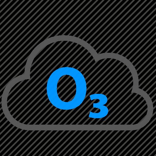 o3, ozone icon