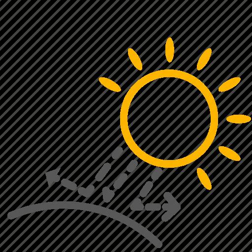 protection, reflection, sun, sunblock, uv icon, uv index icon