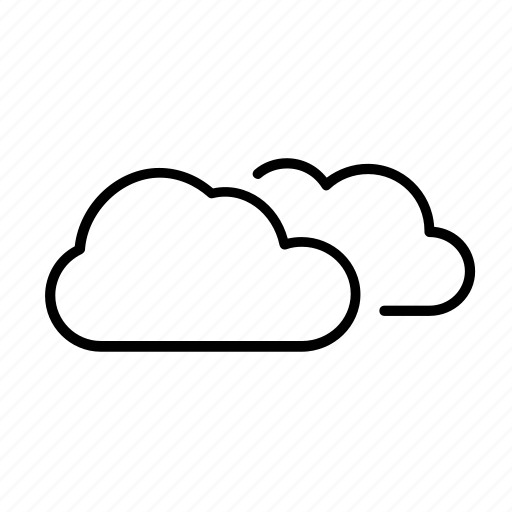 climate, cloud, clouds, forecast, meteorology, nature, weather icon