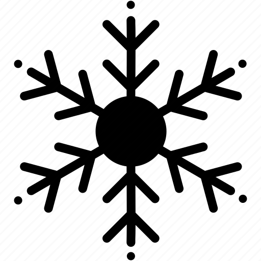 cold, snow, snowflake, weather, winter icon