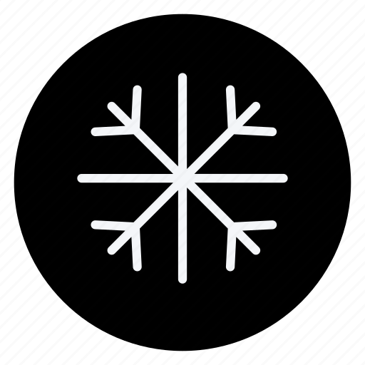 climate, cloud, forecast, meteorology, snow, snowflake, weather icon