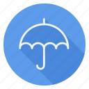 climate, cloud, forecast, meteo, meteorology, umbrella, weather icon