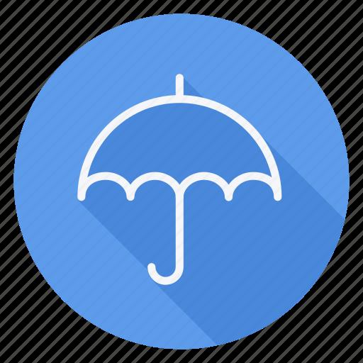 climate, cloud, forecast, meteo, meteorology, umbrella, weather icon