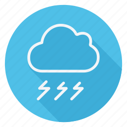 climate, cloud, forecast, meteo, meteorology, storm, weather icon