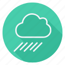 climate, cloud, forecast, meteo, meteorology, rain, weather icon