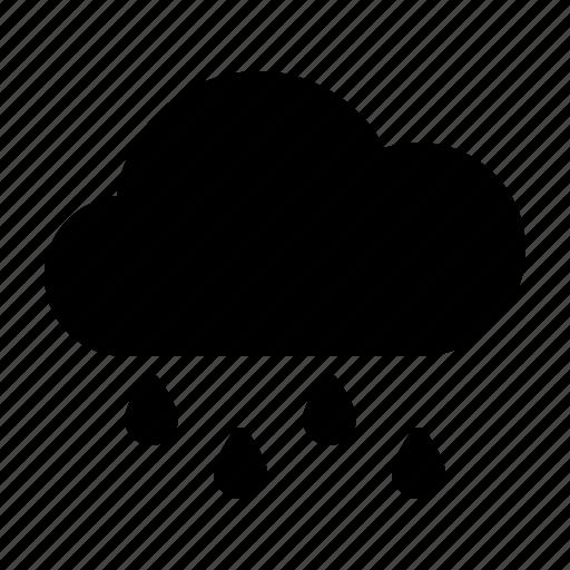 Forecast, rain, rainy, weather icon - Download on Iconfinder