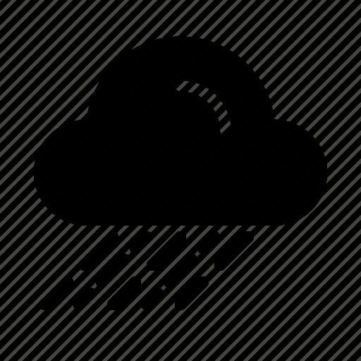forecast, rain, report, temperature, weather, wind icon