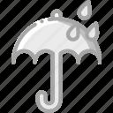 rain, umberlla, weather