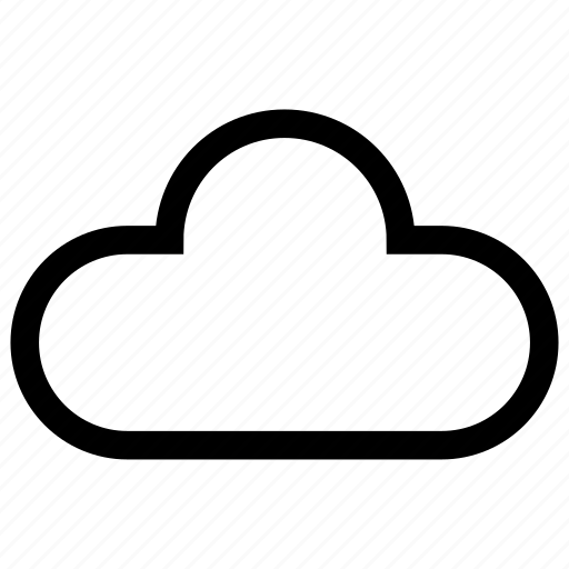 cloud, clouds, cloudy, computing, forecast, storage, weather icon