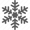 flake, freeze, frost, snowflake, weather, winter icon