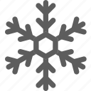flake, freeze, snow, snowflake, weather, winter icon