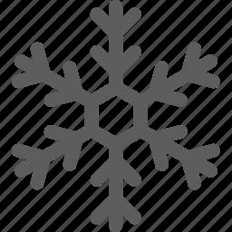 flake, freeze, snow, snowflake, weather, winter icon