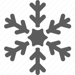 cold, flake, freeze, frost, snowflake, winter icon