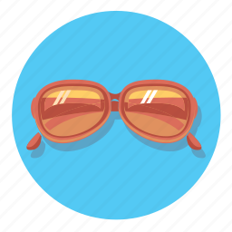 eye, glass, sunglasses, view icon