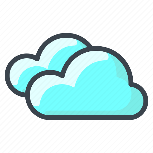 cloud, cloudy, data, forecast, sun, travel weather, weather icon