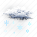 ice, icing, snow icon