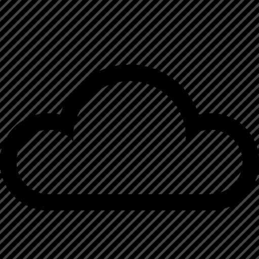 cloud, drizzle, rain, storm, weather icon