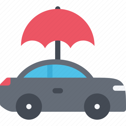 agent, car, insurance, nature, phenomenon, weather icon