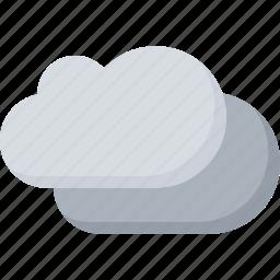 agent, cloudy, insurance, nature, phenomenon, weather icon