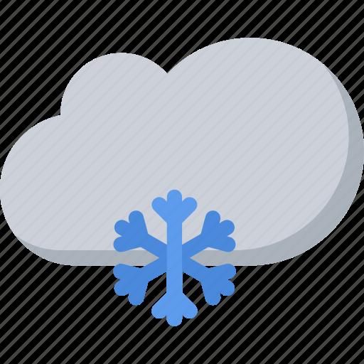 agent, insurance, nature, phenomenon, snow, weather icon