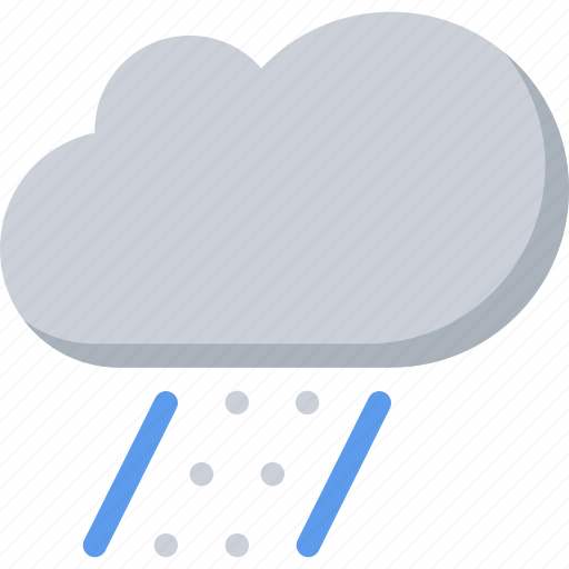 agent, insurance, nature, phenomenon, rain, snow, weather icon
