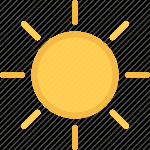 agent, insurance, nature, phenomenon, sun, weather icon