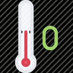 agent, insurance, nature, phenomenon, thermometer, weather icon