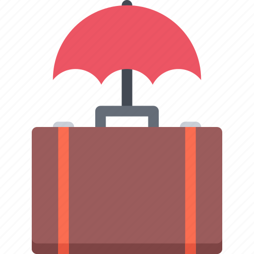 agent, insurance, nature, phenomenon, travel, weather icon