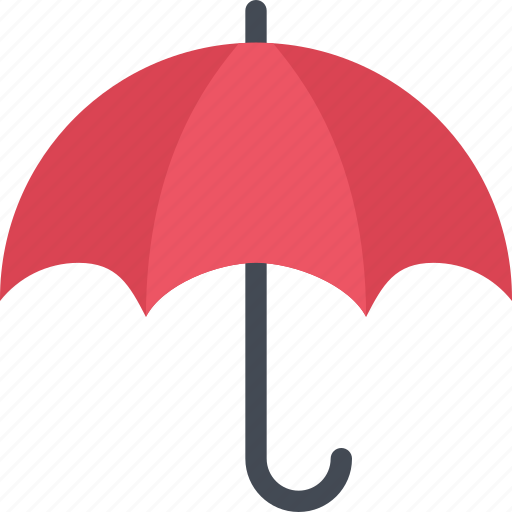 agent, insurance, nature, phenomenon, umbrella, weather icon