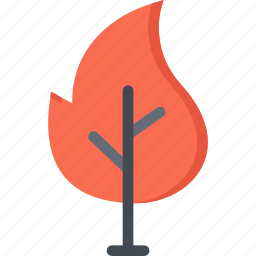 agent, insurance, nature, phenomenon, weather, wildfire icon