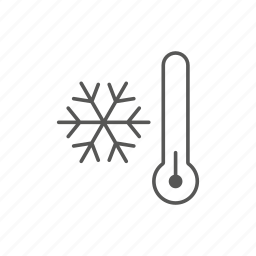 cold, drop, freeze, freezing, frost, temperature icon