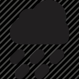 forecast, rain, weather icon
