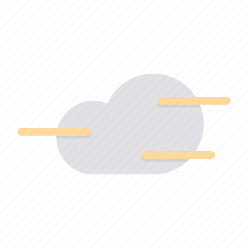 cloud, cloudy, fog, foggy, forecast, mist, weather icon