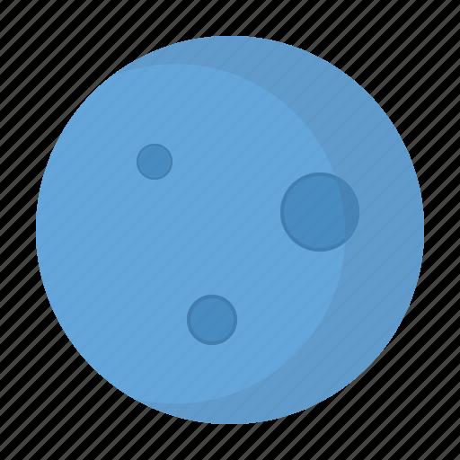 astronomy, body, celestial, moon, planet, sky, space icon