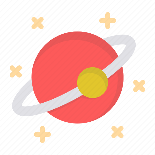 astronomy, celestial, moon, planet, sky, space, stars icon