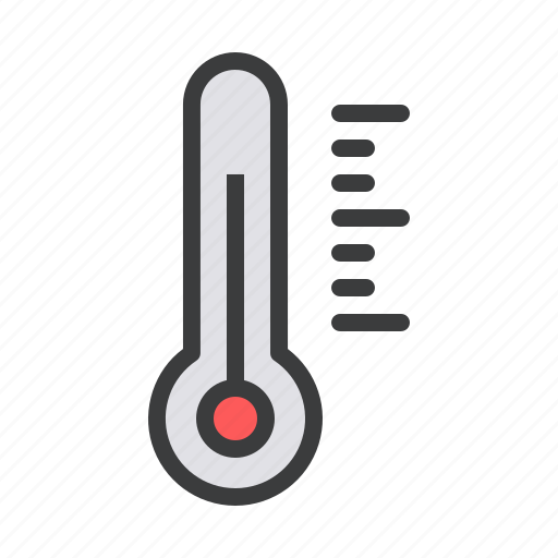 measure, measurement, reading, sacle, temperature, thermometer icon