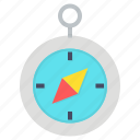 compass, direction, gps, nautical, navigation, wayfinding icon