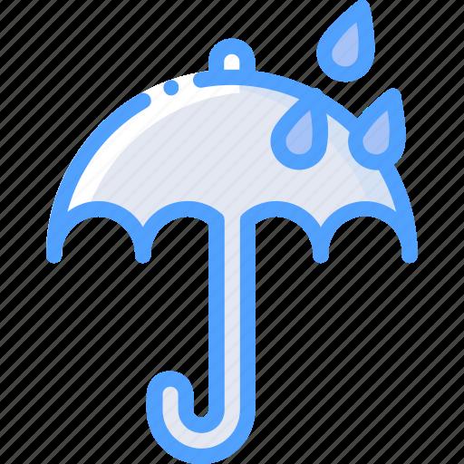 Rain, umberlla, weather icon - Download on Iconfinder