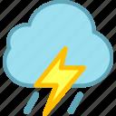 rain, shower, weather icon